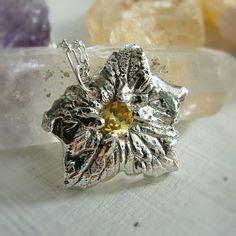 Bridal Jewelry Silver Leaf Chandelier Earrings by OneLoomStudio ...