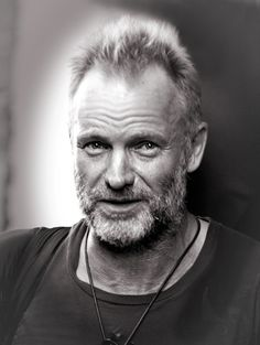 """""""Sting photographed by Sally Davies - Pictify - your social art network Sting Musician, Social Art, The New Wave, Iconic Characters, Rock Legends, Pop Singers, Interesting Faces, Portraits, Dream Guy"""