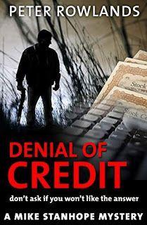 Denial of Credit - a mystery drama by Peter Rowlands #ebooks #kindlebooks #freebooks #bargainbooks #amazon #goodkindles