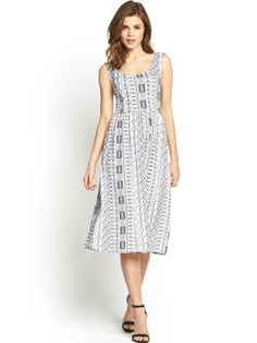 Printed Midi Dress, http://www.very.co.uk/love-label-printed-midi-dress/1396308592.prd