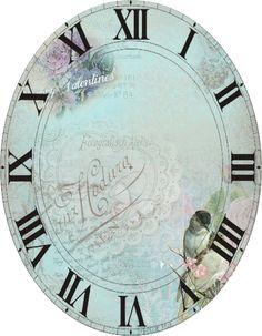 Clock printable                                                                                                                                                     More