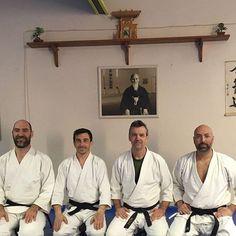 #aikido #aiki #budo #aikijutsu #hermanos