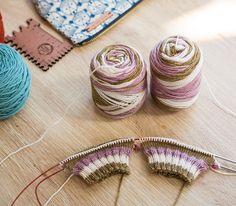 Knitting Gauge, Vivienne, First Time, Socks, Band, Crochet, Instagram Posts, Accessories, Crochet Hooks