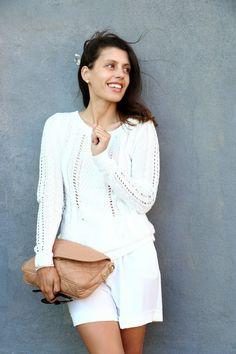I love Fita Métrica: All White