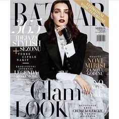 #HarpersBazaar Serbia December/2016 #DajanaAntic by #LuisMonteiro #fashioneditorial #covershot #magazine #models #fashion #style #stylish #instafashion #beauty #fashionissue #editorialdesign #makeup #magazines #inspiring #fashionphotography #mags #luxury #glamour #Interview #BazaarSerbia