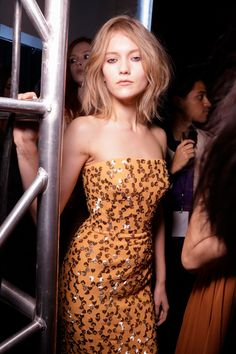 Jenny Packham at New York Fashion Week Fall 2015 - StyleBistro