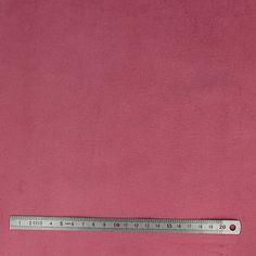 1 peau porc velours - VIEUX ROSE - ep= 0,7 mm - 1' choix