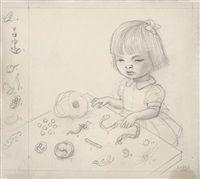 Mark Ryden Experiment 118 (Sketch), 2015 fantasy - artnet Artworks Search