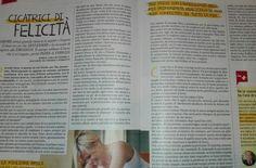 In edicola, sul n.17, la storia di Ettore e delle sue Cicatrici di felicità!