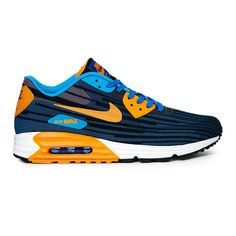 Nike Air Max Lunar 90 Jaquard 654468-400 Sneakers — Nike at CrookedTongues.com