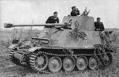Panzer-Selbstfahrlafette 1 für 7,62 cm PaK 36 (r) auf Fahr… | Flickr