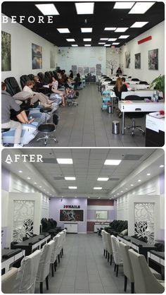 Unique Salon Remodel Ideas