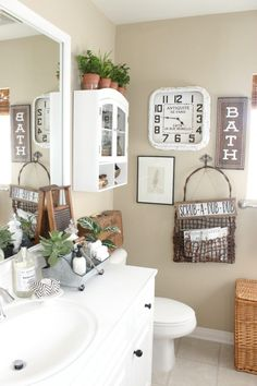 DIY mirror frames