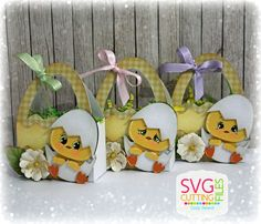 SVG Cutting Files: Easter treats!!!! :)
