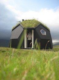 Bucky Inspired Hut.