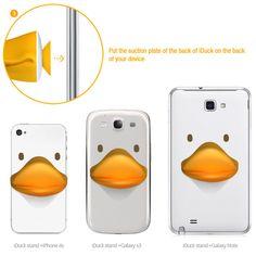 KONstore   iDUCK stand #iphone #gadget $19.90