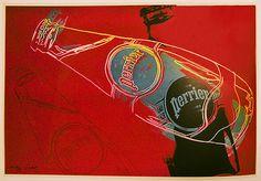 Perrier | Andy Warhol | 1984