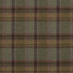 Keighley Plaid - Shetland - Fabric - Products - Products - Ralph Lauren Home - RalphLaurenHome.com