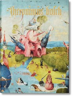 Delicious demons, nightmare creatures, and atrocious angels; no painter has come close to the fantastical schemes of Hieronymus Bosch. This enormous . Hieronymus Bosch, Salvador Dali, Expression Populaire, Temptation Of St Anthony, Dragons, The Last Judgment, Renaissance, Most Famous Paintings, Garden Of Earthly Delights