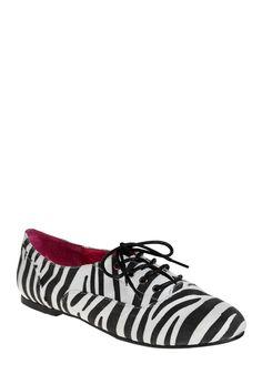 Happy to Zebra Flat