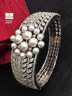 Designer Jewellery, Jewelry Design, Diamond, Bracelets, Fashion, Moda, Fashion Styles, Diamonds, Bracelet