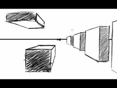 1, 2 and 3 point perspective