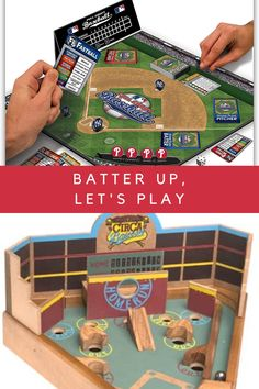 Home Run Worthy Baseball Board Games - Peachy Party Luau Party Games, Summer Party Games, Tiki Lights, Classic Board Games, Gallery Frames, Flag Decor, Family Game Night, Logo Sticker, Cozy Blankets
