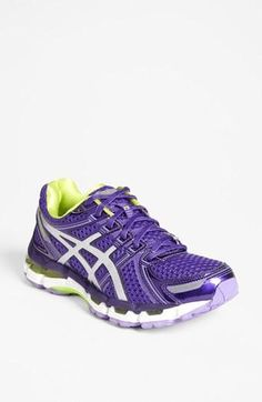 Running ready: Asics Gel-Kayano 19