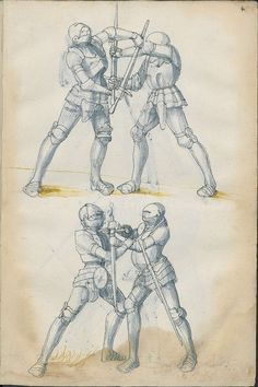 SWORD FIGHTING MANUAL C.1500