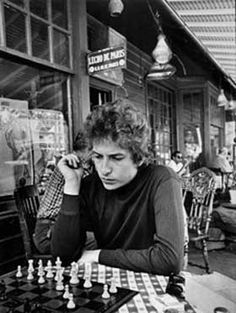 Mr. Dylan… there is no Jokerman in chess.