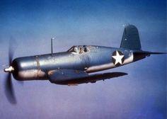 Early F4U-1
