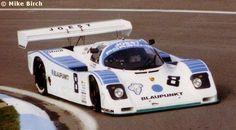 RSC Photo Gallery - World Sports Prototype Championship Montreal 1990 - Porsche 962 no.8 - Racing Sports Cars
