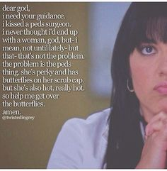 Callie. #greys anatomy