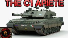 The Ariete is the main battle tank of the Italian Army, developed by a consortium formed by Iveco-Fiat and Oto Melara (CIO, Consorzio Iveco Oto Melara). Military News, Battle Tank, Video, Military Vehicles, Army Vehicles