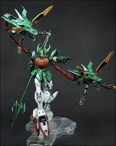 [Gundam] Altron Gundam Kai (Built by 模民小卒)