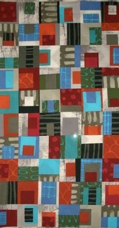 Marcia Derse--Gerta Panel--I'm an official collector of Marcia Derse fabric