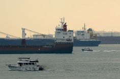 All at sea: global shipping fleet exposed to hacking threat