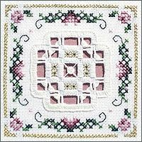 New Hardanger Embroidery!