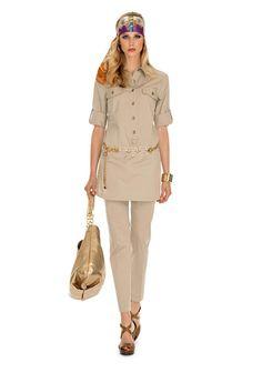 Moda Donna Luisa Spagnoli Primavera Estate 2015