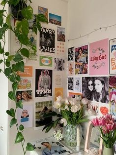 Room Design Bedroom, Room Ideas Bedroom, Bedroom Decor, Bedroom Inspo, Indie Room Decor, Cute Room Decor, Photowall Ideas, Cute Room Ideas, Pretty Room