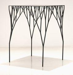 Mesas fuera de lo común. | Quiero más diseño