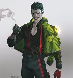 Joker Comic, Joker Art, Joker And Harley Quinn, Dc Comics Art, Fun Comics, Marvel Dc Comics, Joker Images, Joker Pics, Joker Animated
