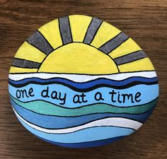 One day at a time rock