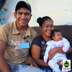 When you choose #FairTrade peppers, you're helping families like Miguel & Lucía provide a bright future for their daughter. Repin to show your support for these two proud Fair Trade farm workers! #children #empowerment