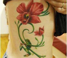 Top 15 Frog Tattoo Designs