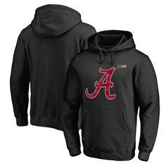 Alabama Crimson Tide Fanatics Branded 2016 College Football Playoff Bound Vital Pullover Hoodie - Black - $41.99