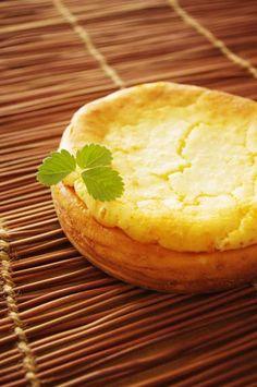 混ぜて焼くだけ!カッテージチーズケーキ☆ | 美肌レシピ