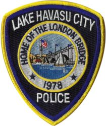 Image: Photo of the police patch