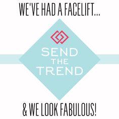 Send the Trend got a makeover!