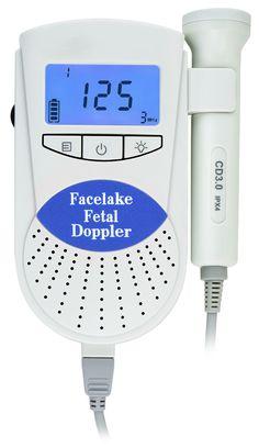 $36.99 Sonoline B Fetal Doppler in Blue, Baby Heartbeat Monitor (FHR)
